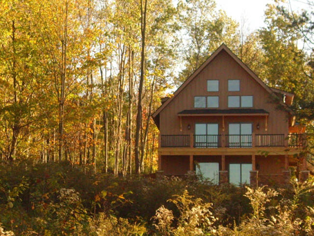 Beautiful Views Ellicottville Chalet