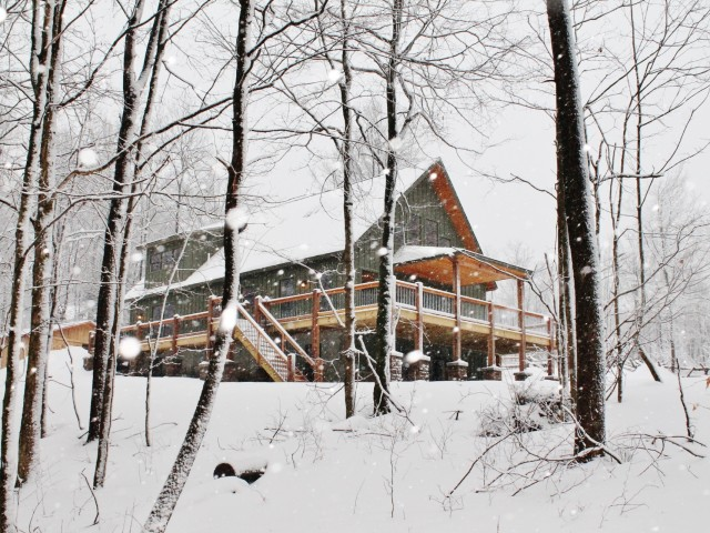 Ellicottville Chalet Homes
