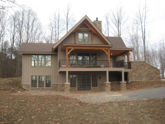 Ellicottville Chalet Home Development