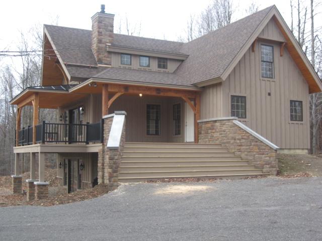 Ellicottville Chalet Home Development