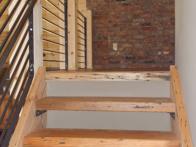 Chalet Stairs