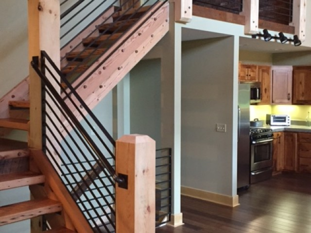 Chalet Staircase