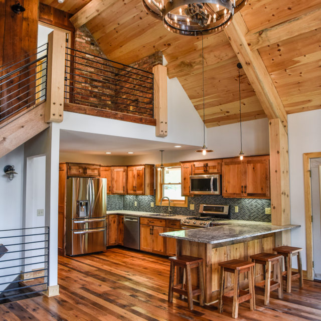 Buffalo News: Lofty Mountain Grandeur chalets provide a relaxing lifestyle in a unique setting